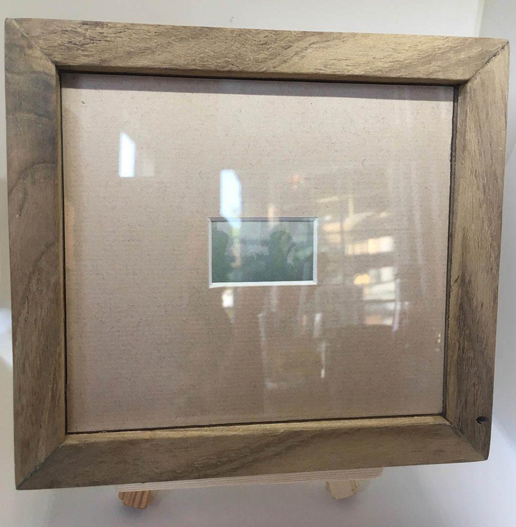 untitled digital photograph (framed)