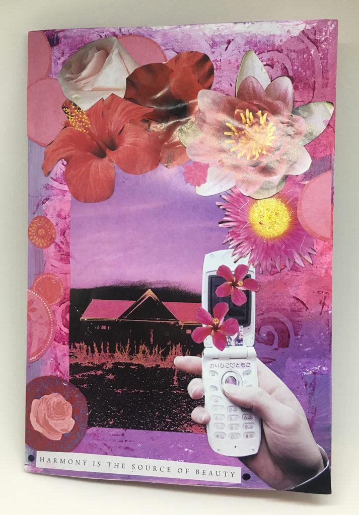 """September 1997"" mixed media artwork"